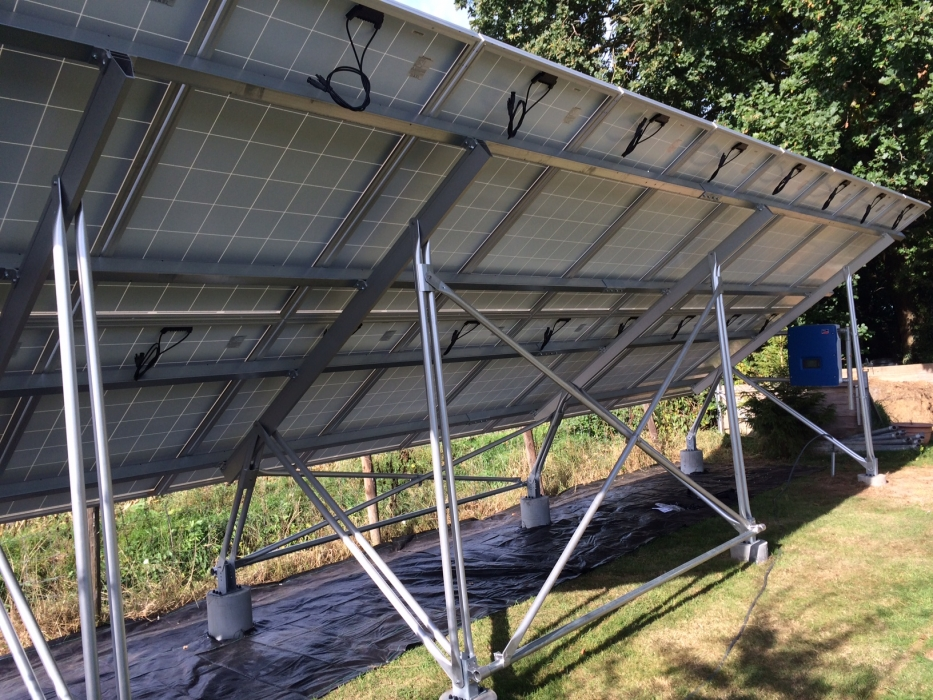 Zonneboiler zonnepanelen
