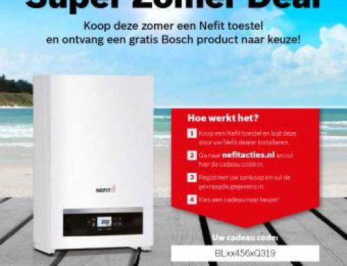 NEFIT Super Zomer Deal